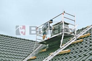 rusztowanie dachowe