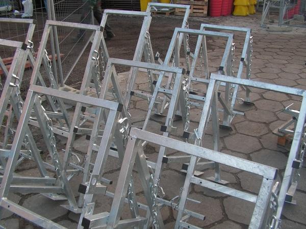Konstrukcja nośna ocynkowana typ M/D