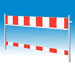 Ogrodzenie z barierek 2,40 m