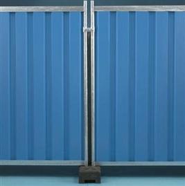 Panel ogrodzeniowy Tempofor B2 2,2x2,0m niebieski