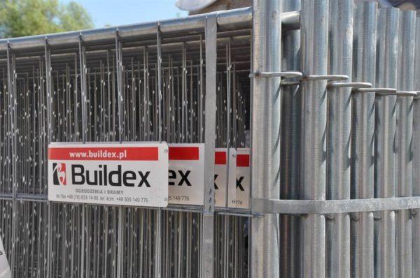 Panel ogrodzeniowy Tempofor F2 ECO 3,5x2,0m