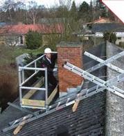 Rusztowanie dachowe RD