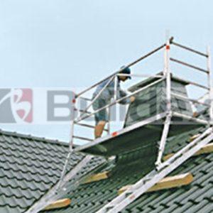 Rusztowanie dachowe Typ DK3