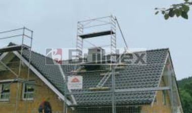 Rusztowanie dachowe Typ DK4